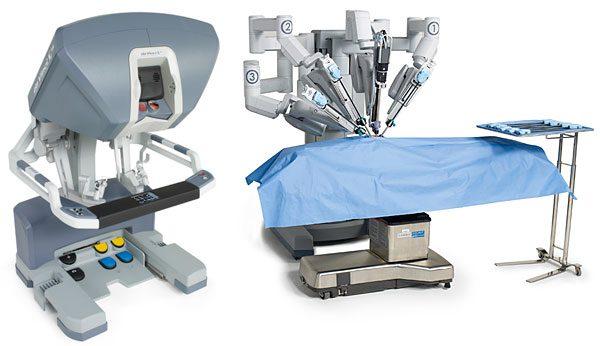 Ρομποτικό σύστημα Davinci